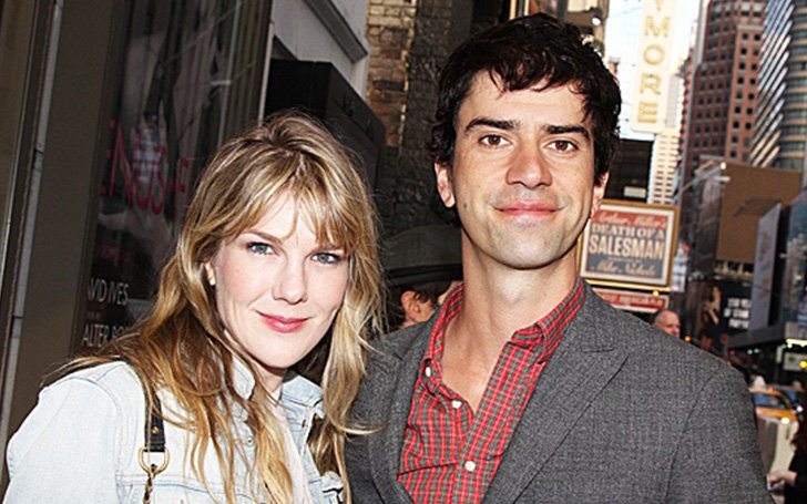 'Tony Award' nominee Lily Rabe pregnant in 2017 with boyfriend Hamish Linklater