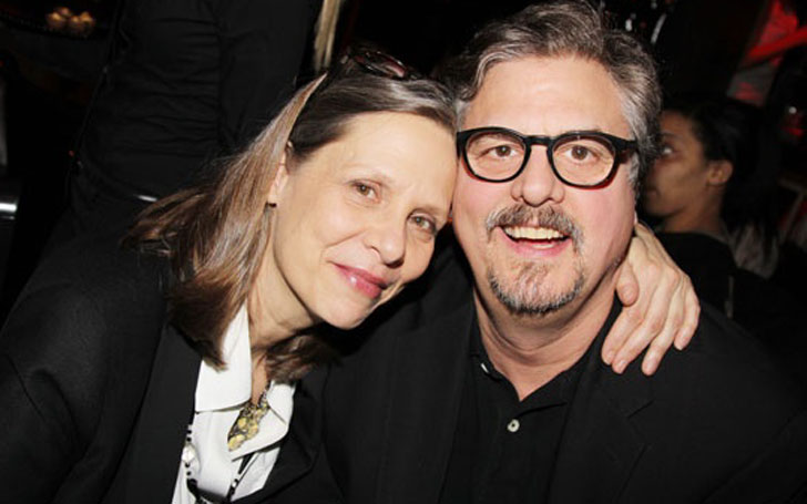 Actress and director Amy Morton has a successful Married life with Rob Milburn.
