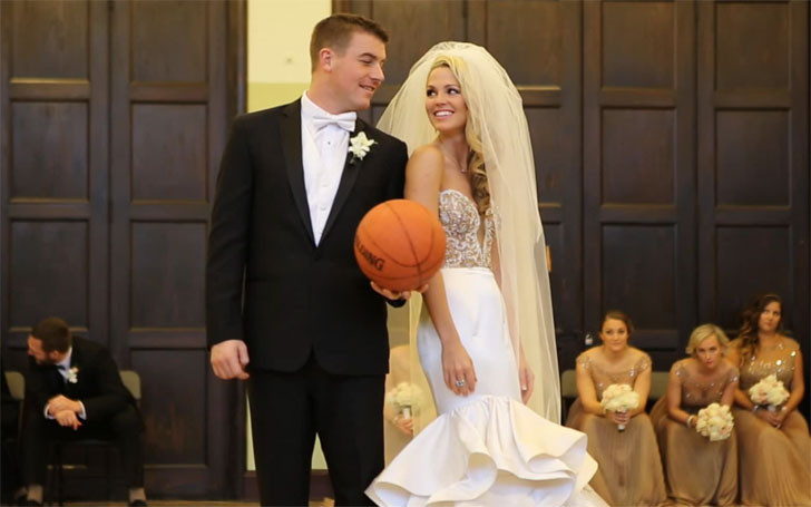 American journalist Allie LaForce Married Joe Smith and living happily together