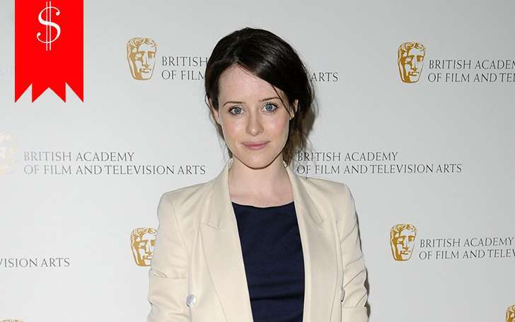 """Claire Foy wins SAG Award for """"The Crown"""". Find more about her career and net worth."""