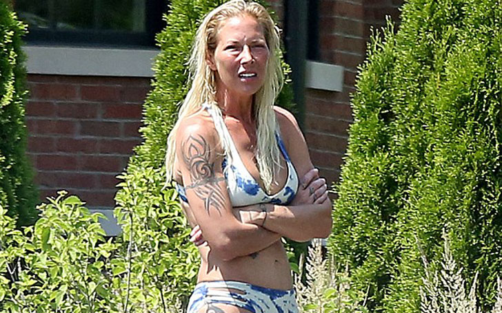 Eminem's Ex-Wife Kim Mathers now looks Healthy after a terrible Car Accident, Know about her current Affairs