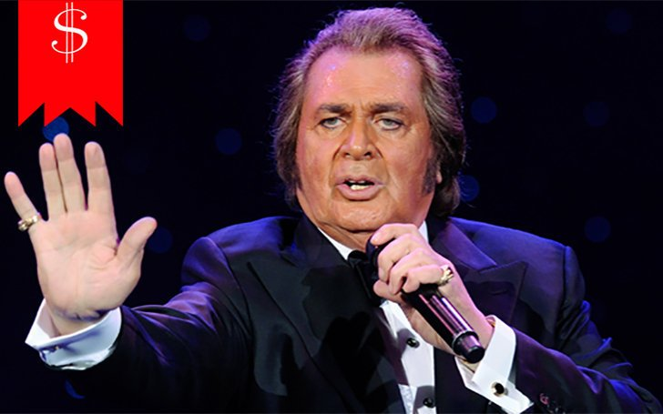 How much is Engelbert  Humperdinck's net worth? Know about his career and awards