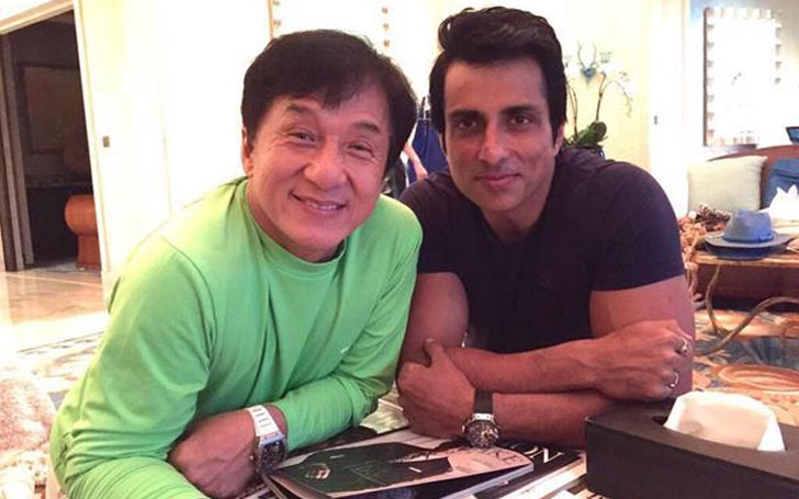 Jackie Chan and Sonu Sood focus on Indian and Chinese Culture in 'Kung Fu Yoga' trailer