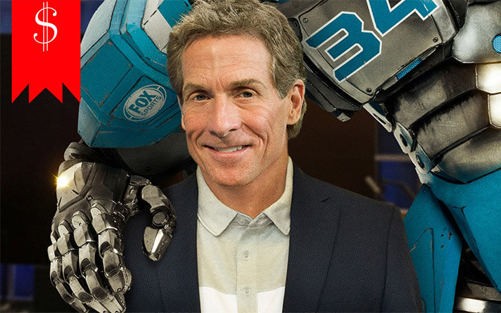 Skip Bayless's net worth in 2017: See his earning's from ESPN and his huge contracts.