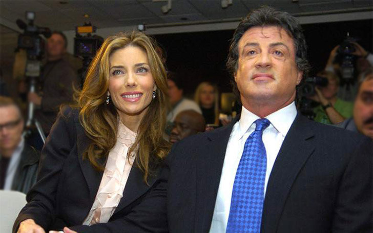 Sylvester Stallone Married Jennifer Flavin: living happily with their daughter and son