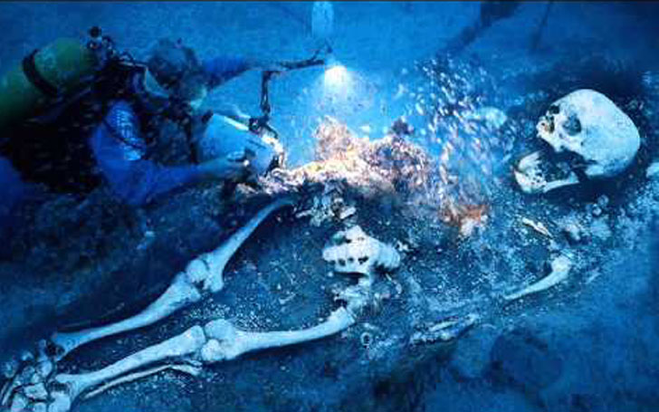 Do you know mysterious things hidden underwater? Find out 20 Amazing Things Discovered Under Water
