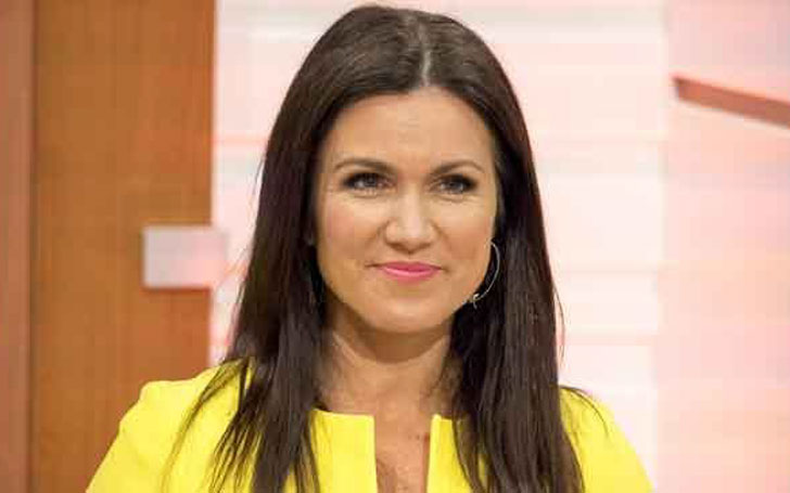 Is Journalist Susanna Reid Married? She has three sons with her partner. Who is her husband?