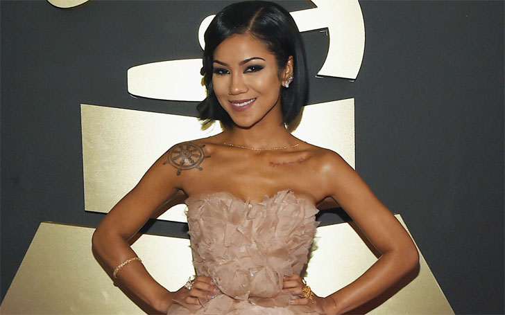 Jhene Aiko files for divorce after kissing Big Sean at an Anaheim Concert crowd, Know about their Children