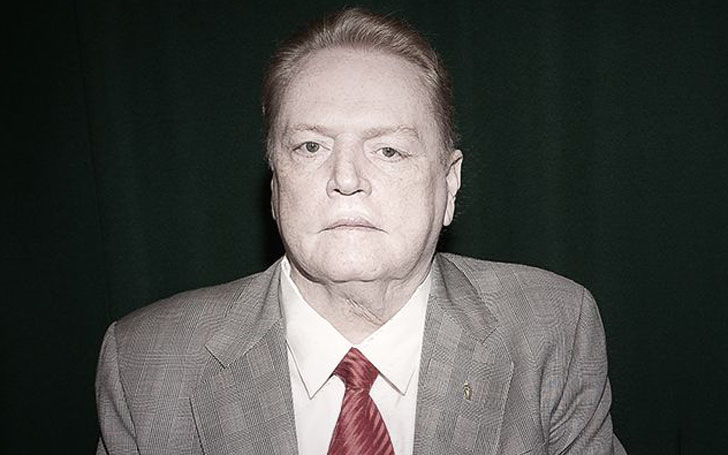 Larry Flynt living happily with his Wife and Children, Know out his Married Life