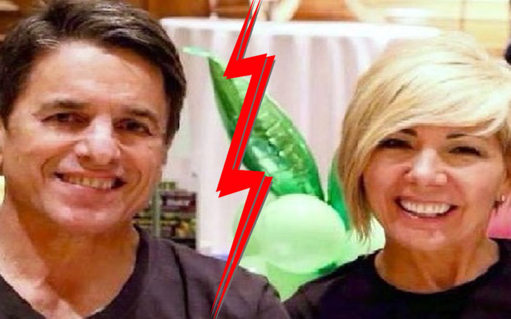 Mike Adamle divorced Kim Adamle after a decade of Marriage. Do they have any Children together