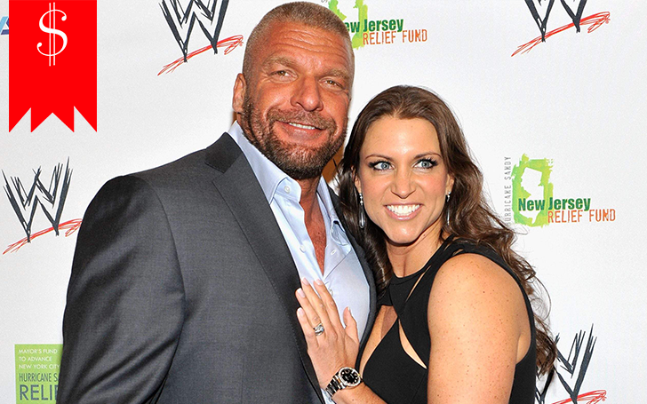 Triple H Wife Stephanie McMahon's Net worth, Find out her estimated salary and Career