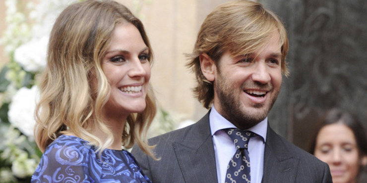 Amaia Salamanca married to Rosauro Varo revealed the facts aobut her second pregnancy in an interview