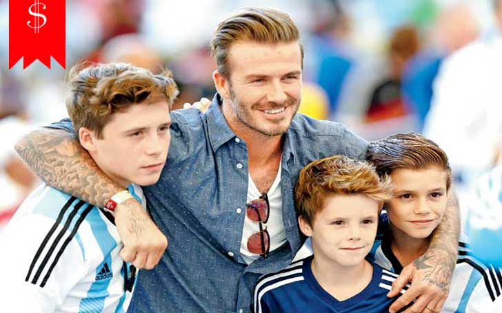 How much is David Beckham's Net Worth? Know about David Beckham's Kids and Married Life