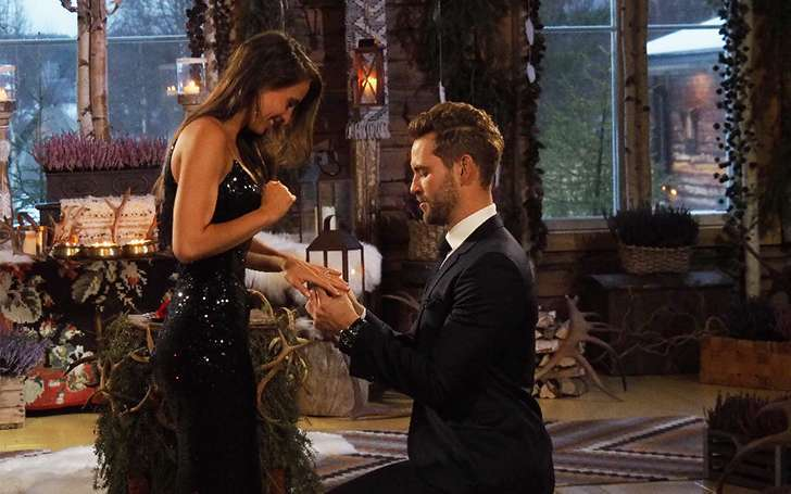 Nick Viall Engaged with his Girlfriend Vanessa Grimaldi and Living Together, Know their Relationship