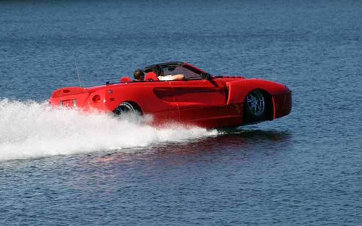 Shocking Amphibious Vehicles You Might Not Know. Find out Now!