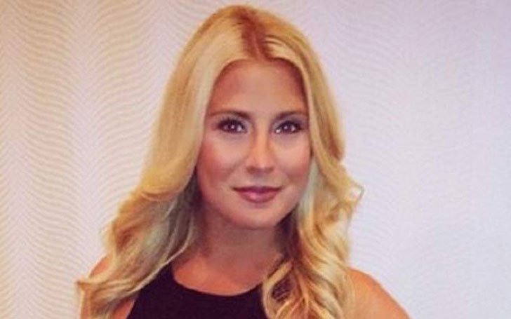Kaitlyn Vincie pregnant, she mentions in a Tweet: who is her husband?