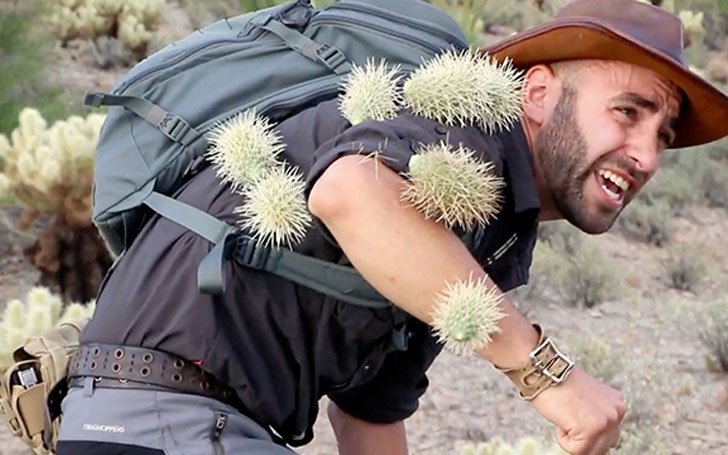Coyote Peterson's insanity with animals and insects; Also know the wildlife expert's personal life