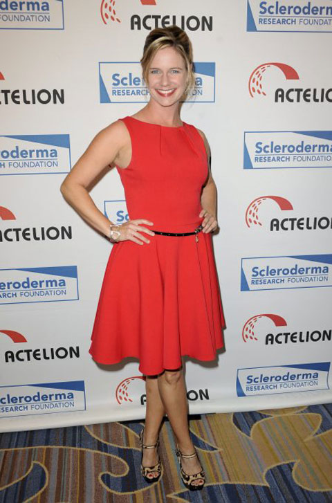 American actress Andrea Barber