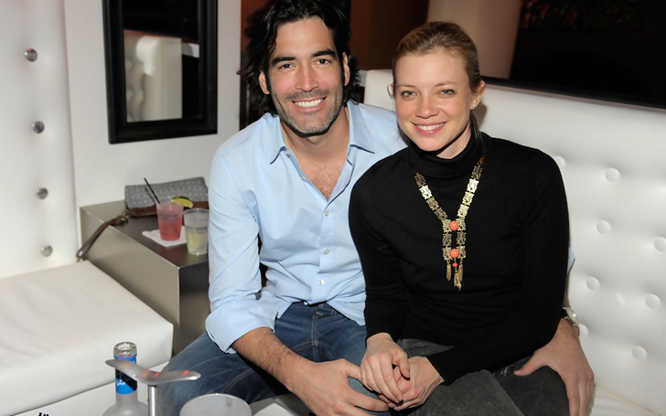 Amy Smart welcomed baby girl with her husband Carter Oosterhouse, Know their married life
