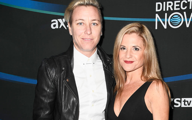 Abby wambach married Glennon Doyle Melton. Know her relationship and past affairs