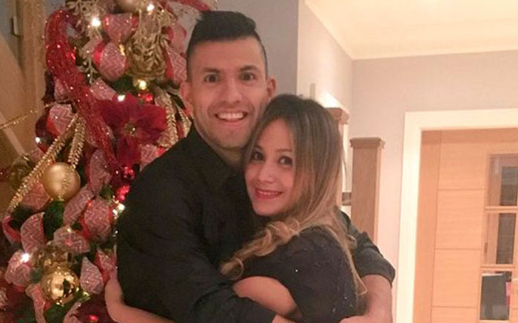 Who is Sergio Aguero's girlfriend? Know all the details about his married life and divorce