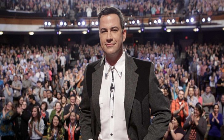 Who is Jimmy Kimmel married to? Know about his children