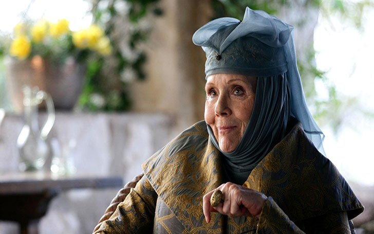 Is Diana Rigg single? Who is her boyfriend? Know her affairs too