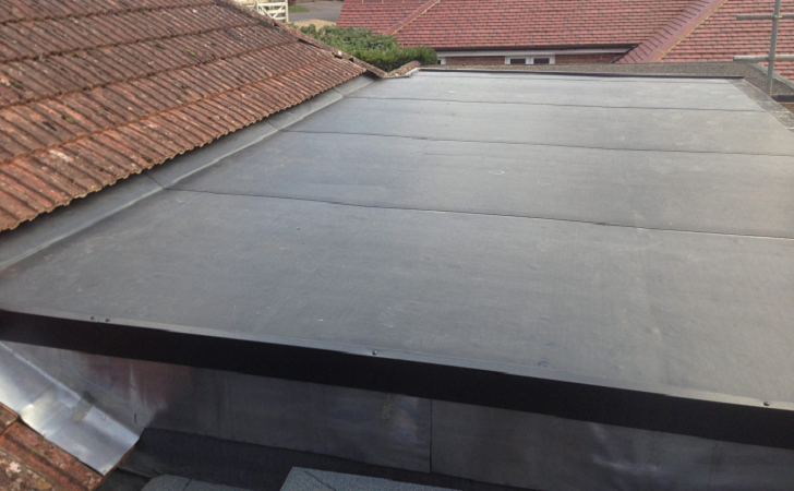 All about Rubber Roofs along with Easy Rubber Roof Repair tricks