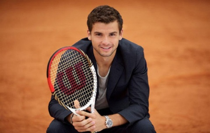 Who is Grigor Dimitrov dating currently? Is he having an affair?