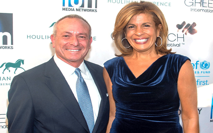 Hoda Kotb's boyfriend Joel Schiffman; Know all the interesting facts about his relationship and dating history