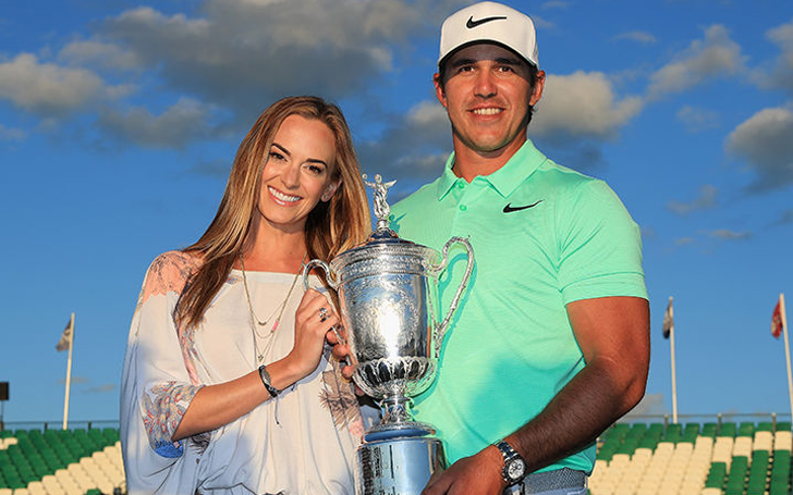 Brooks Koepka's Girlfriend Jena Sims: Know about their Affairs and Relationship