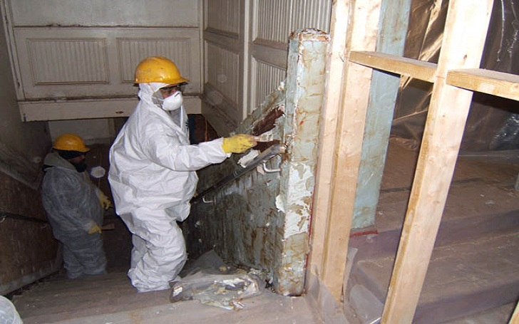 How do you Remove Lead Paint?