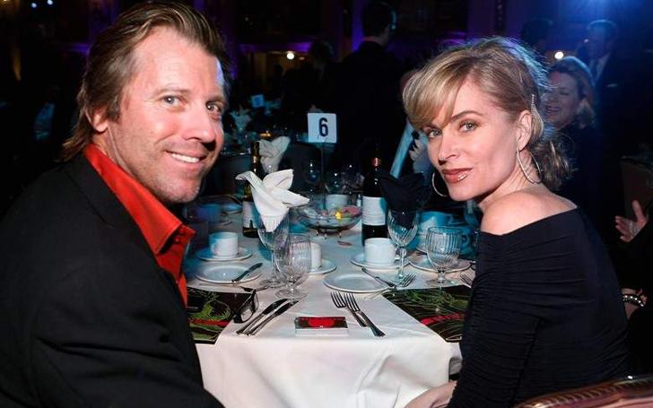 After Several Unsuccessful Marriages, Eileen Davidson Married Vincent Van Patten