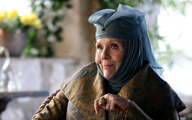 How much is Diana Rigg's net worth? Know about her career