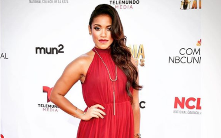 Who is Latina Actress Vivian Lamolli dating? Find out her Affairs and Dating History