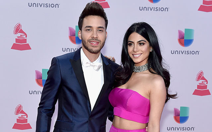 Emeraude Toubia engaged to Prince Royce: Know about their affairs and relationship