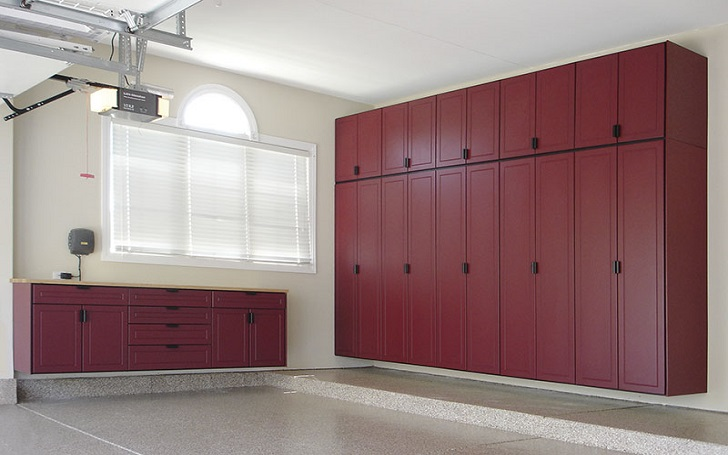 How to Install a Garage Storage System?