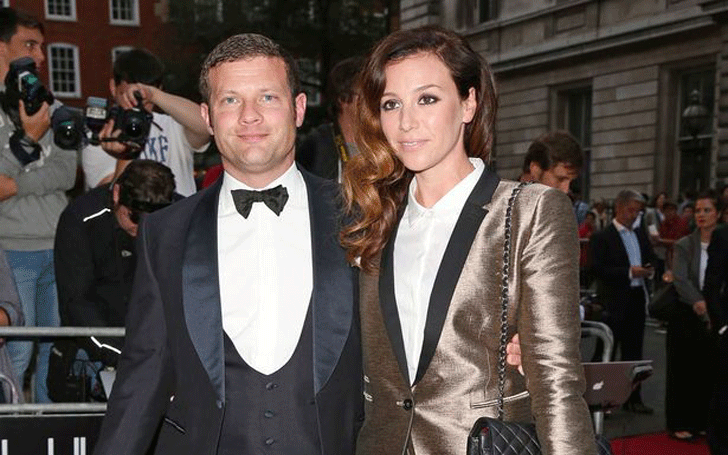 Dee Koppang's husband Dermot O'Leary. Know about their married life and children