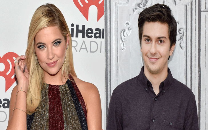 Is Ashley Benson dating Nat Wolff or not? Know her relationship with Tyler Blackburn