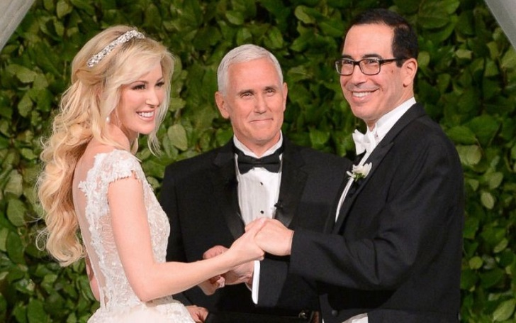 Louise Linton Married Steven Mnuchin: See their extravagant wedding ceremony