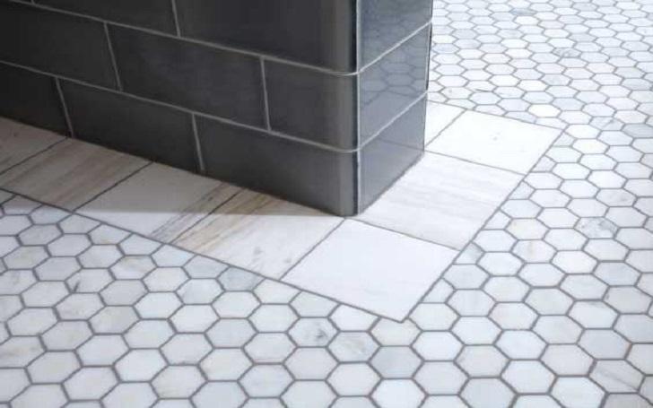 How do you Tile Bathroom Floor?