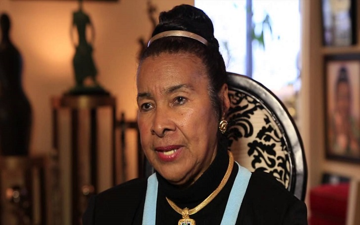 Is Xernona Clayton Married or Single; what happened After her Husband's death?