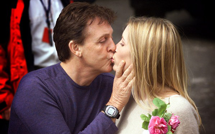 Paul McCartney married Heather Mills and Divorced after six years