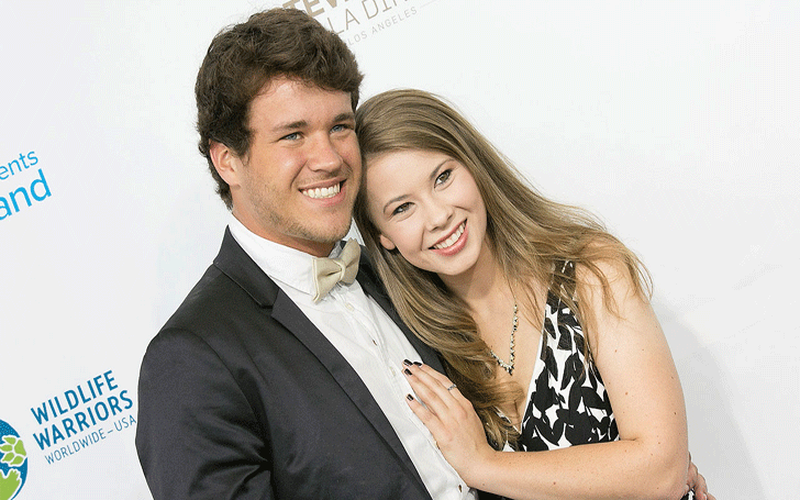 Bindi Irwin's love affair with Chandler Powell. The couple sparked wedding rumors. Know in detail