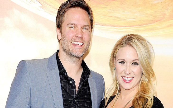 Scott Porter's Baby Girl with his Wife Kelsey Mayfield; how's their Married Life?