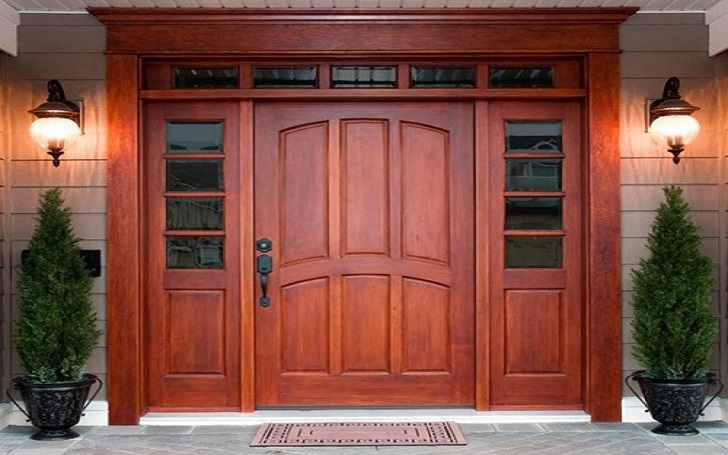 How to Replace Front Door Sidelights