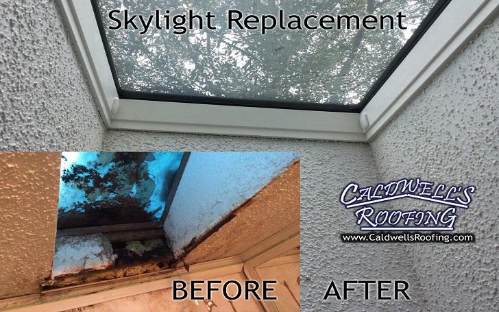 How do you Replace a Skylight?