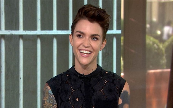 Is Ruby Rose Married or Single, or just Dating anyone?