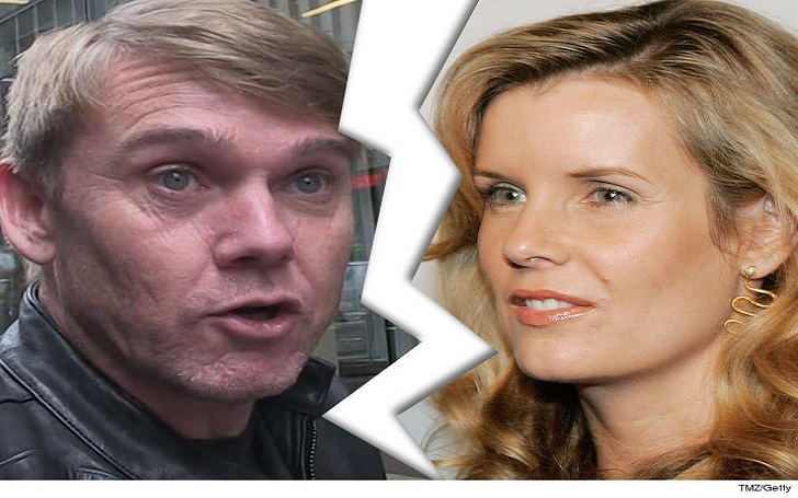 Ricky Schroder's Wife files for Divorce after 24 Years of Marriage!
