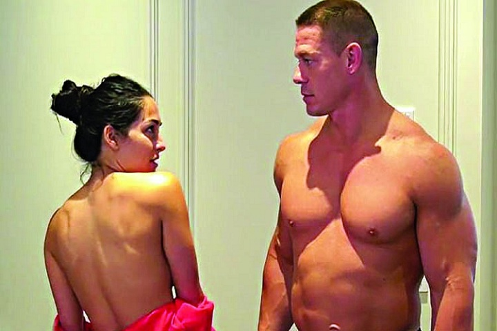 Nikki Bella gave a sensual Samba performance in Dancing with The stars, know all about John and Nikki's buzz